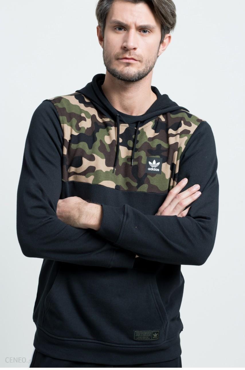 renomowana strona przystępna cena buty sportowe Bluza - adidas Originals - Bluza Camo Block HD