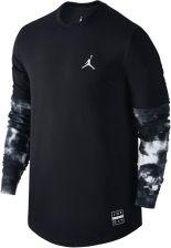 1d89995e7a8 Longsleeve Nike Jordan Clouded Nightmares LS Tee - 801573-010 - Ceny ...