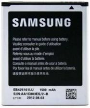 67c345f7577 Bateria Samsung dla Galaxy Trend, Trend Plus, Ace2, 1500mAh (EB425161LU) -