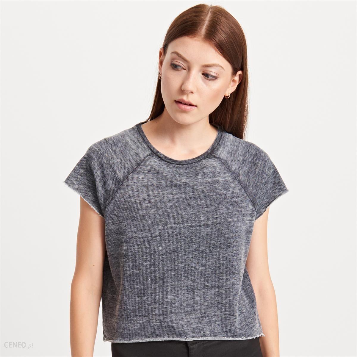 d3e93b22 Reserved - T-shirt yfl - Szary - damska