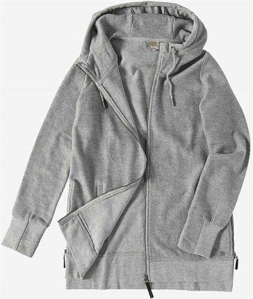 5af53621bd219 Bluza rozpinana z polaru, z siatkową wstawką, długi rękaw - Ceny i ...