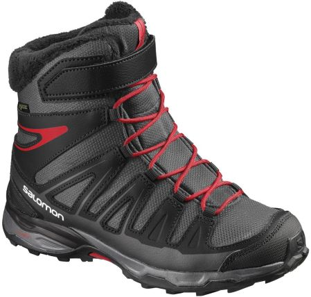 Buty śniegowce Salomon XA PRO 3D Winter TS CSWP J BKINDIA