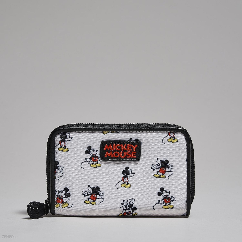 ba1aa7977e45b Cropp - Portfel mickey mouse - Kremowy - damska - Ceny i opinie ...