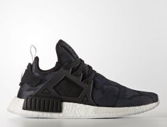 buty adidas nmd primeknit czarne