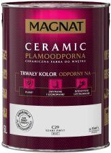 Farba Magnat Ceramic C29 Szary Piryt 5l Opinie I Ceny Na Ceneo Pl