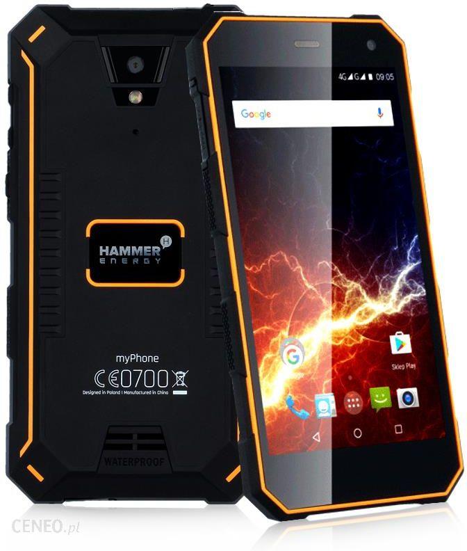 8e9b6a914504eb Hammer Energy Pomarańczowy - Ceny i opinie na Ceneo.pl