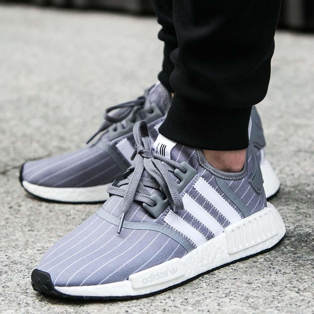 62eef9b93 Buty adidas NMD R1 by BEDWIN   THE HEARTBREAKERS (BB3123) - Ceny i ...