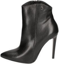 d128516e847e Botki na szpilce CARINII buty damskie skórzane 36 - Ceny i opinie ...