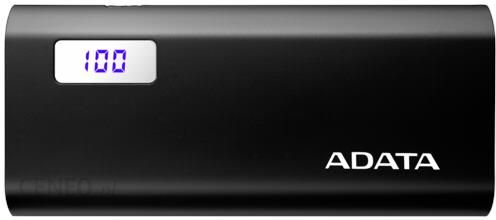 Adata P12500D 12500mAh Czarny (AP12500DDGT5VCBK)