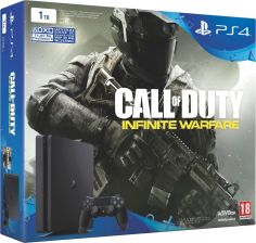 Sony PlayStation 4 Slim 1TB + Call of Duty Infinite Warfare