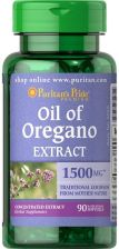Puritans Pride Olej Oregano Extract 1500 mg 90 kaps.