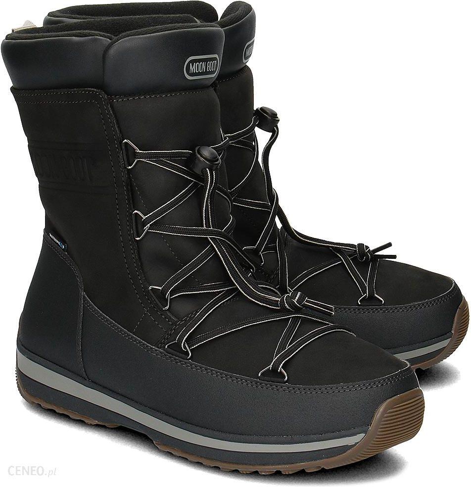 f27b774d66903 Moon Boot Lem Lea - Śniegowce Męskie - 14200400002 - Ceny i opinie ...