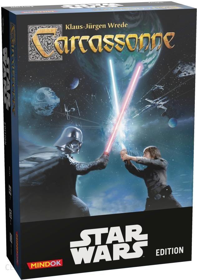 Carcassonne Star Wars (wersja polska)