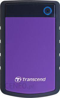 """Transcend StoreJet"" 4 TB USB 3.0 violetinė (TS4TSJ25H3P)"