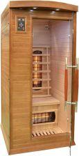 Home&Garden Sauna Na Podczerwień Z Koloroterapią Dh1 Gh - Opinie i ceny na Ceneo.pl
