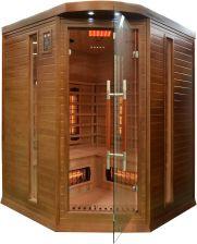 Home&Garden Sauna Na Podczerwień Z Koloroterapią Dh3C Gh - Opinie i ceny na Ceneo.pl