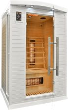 Home&Garden Sauna Infrared + Koloroterapia Dh2 Gh White