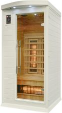Home&Garden Sauna Infrared + Koloroterapia Dh1 Gh White