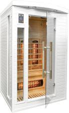 Home&Garden Sauna Na Podczerwień Z Koloroterapią Cp2 Gh White