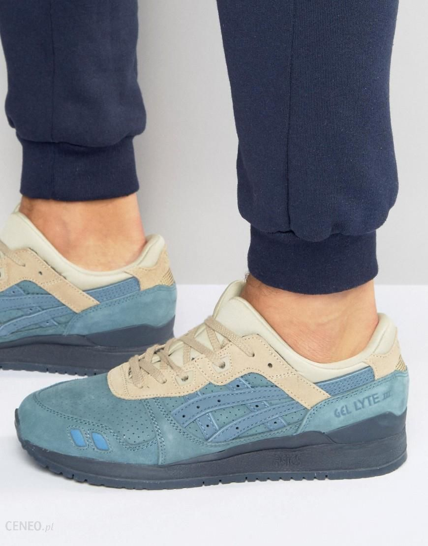 buy popular b5770 0df73 Asics Gel-Lyte III Moon Walker Trainers H6W0L 4646 - Blue - Ceneo.pl