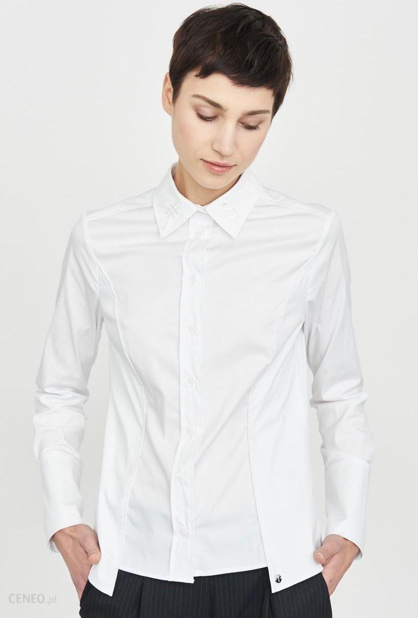 Koszula Simple Navy   Koszule   StyloweButy.pl