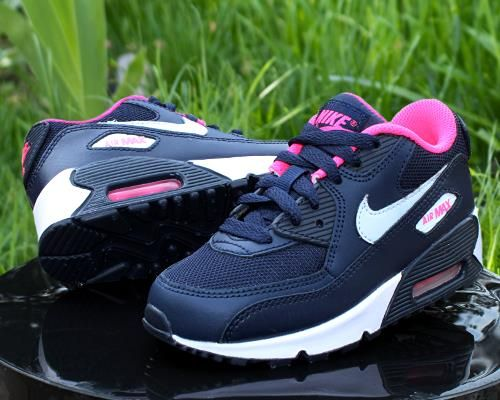 Buty Nike Air Max 90 Mesh (PS) (724856 400)
