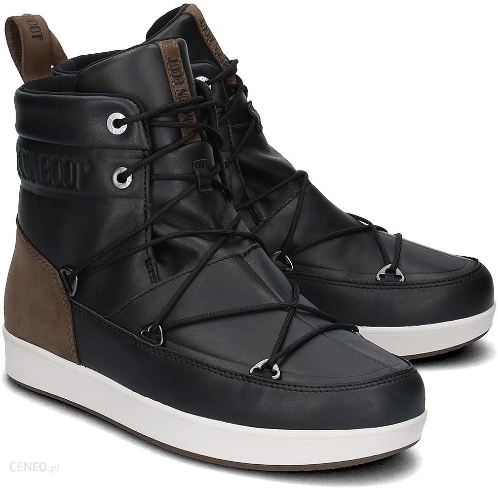 outlet store ef32f 0d909 Moon Boot Neil Lux - Śniegowce Męskie - 14300400001
