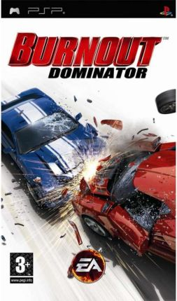 Burnout Dominator (Gra PSP)