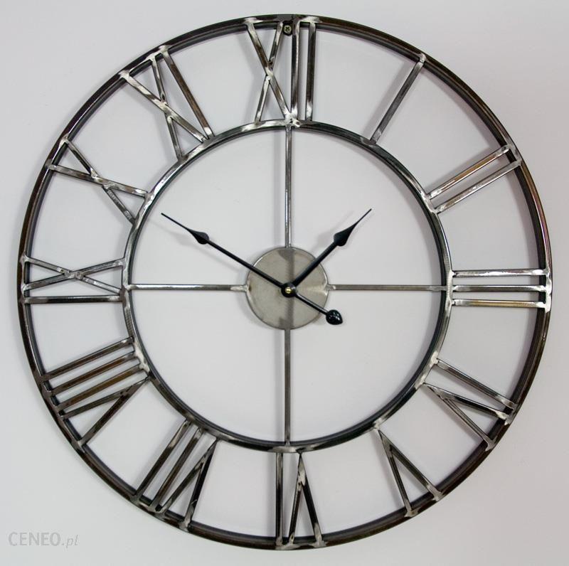 Estetica Zegar ścienny 60 Cm Stal 943036