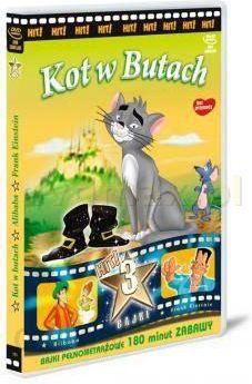 Film Dvd Kot W Butach Dvd Ceny I Opinie Ceneopl