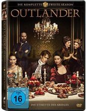 Outlander Sezon 2 [6DVD]