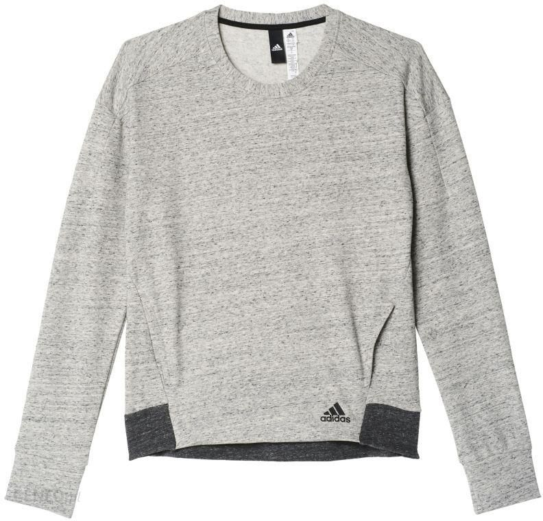 bluza adidas cotton fleece crew allsports