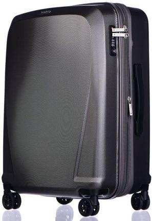 de77ba532df99 Mała walizka PUCCINI PC022 Vancouver czerwona - czerwony - Ceny i ...