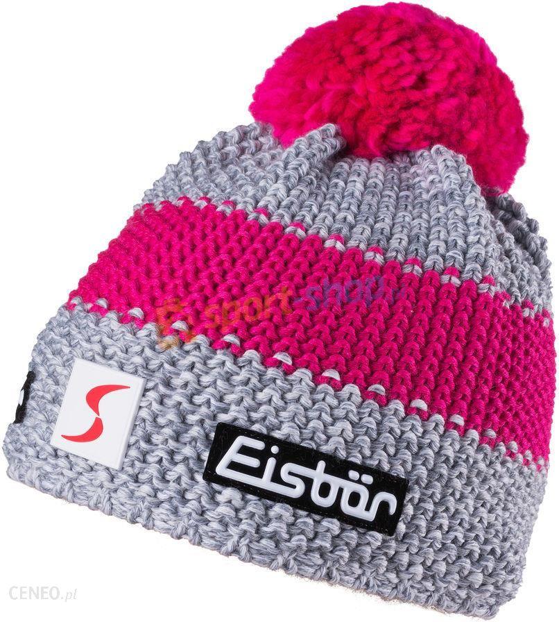 100% wysokiej jakości nowy styl kup tanio Czapka Styler Pompon SP Eisbar (różowa)