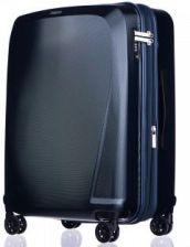 7777a08a3ff87 PUCCINI walizka duża z kolekcji PC019 LONDYN twarda 4 koła materiał  policarbon zamek szyfrowy TSA z