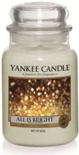 Yankee Candle All Is Bright (Duża Świeca) 623g