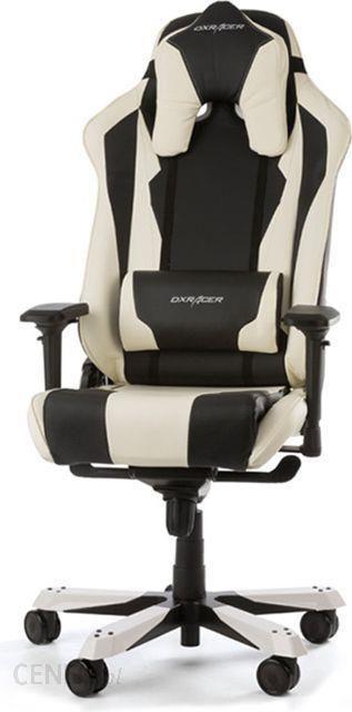 DXRacer Sentinel Gaming Chair Czarno-biały (OH/SJ28/NW)