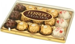 Rocher Collection Zestaw Smakołyków Ferrero Rondnoir I Raffaello 172