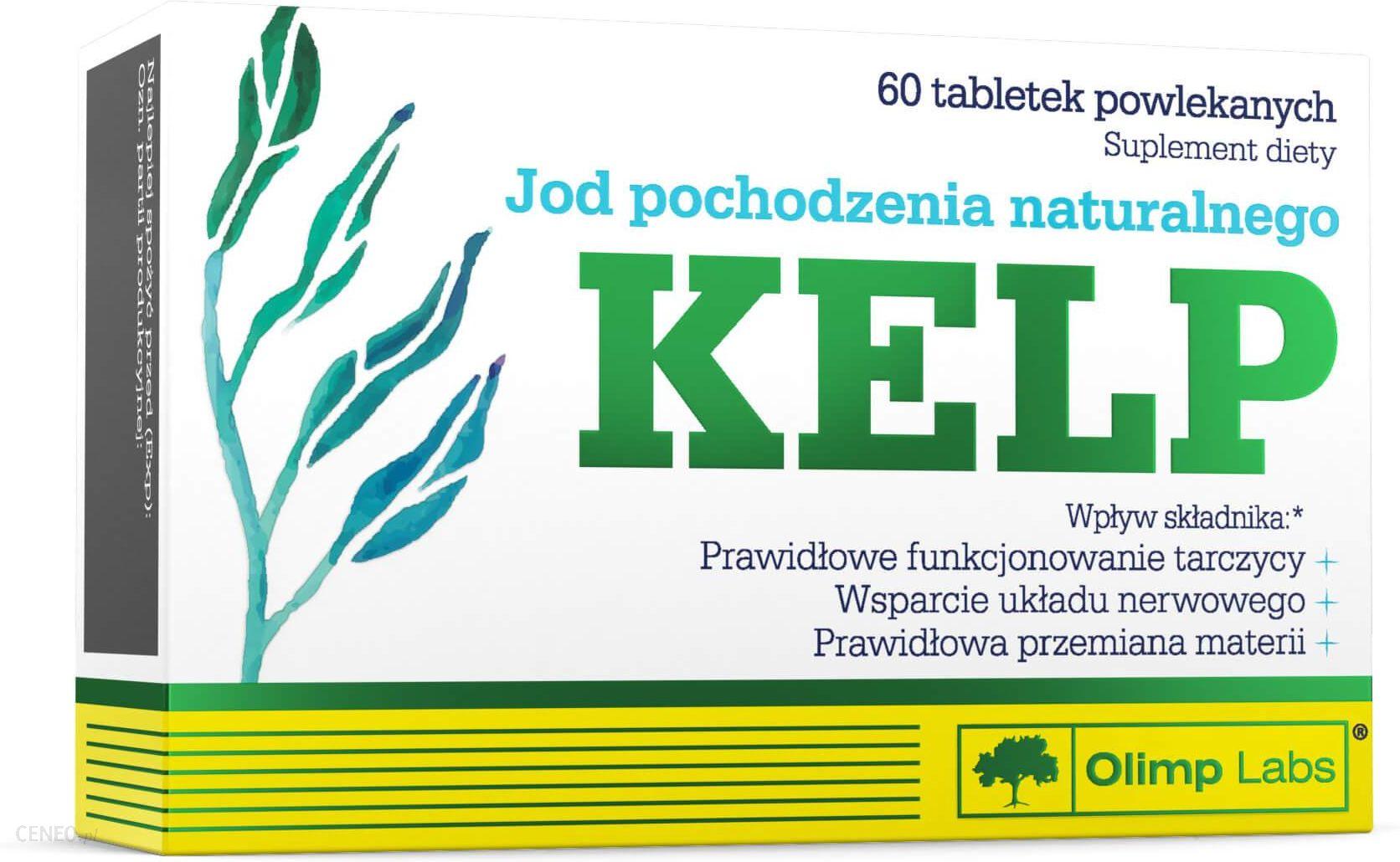 e0ddeea49d43 Suplement diety Olimp Kelp 60 tabl. - Opinie i ceny na Ceneo.pl