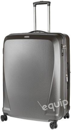51af9ed00abd9 PUCCINI PCFX C 8 Srebrna Mała walizka kabinówka 40l, polikarbonat, 4 ...