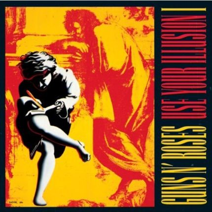 Guns N' Roses - USE YOUR ILLUSION I LP