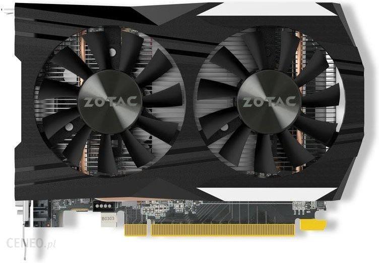 Zotac Geforce Gtx 1050 Oc 2gb Ztp10500c10l Karta Graficzna