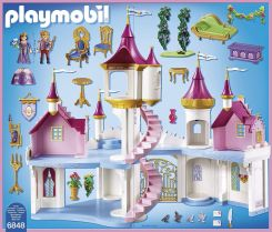 Playmobil Princess lock (6848)