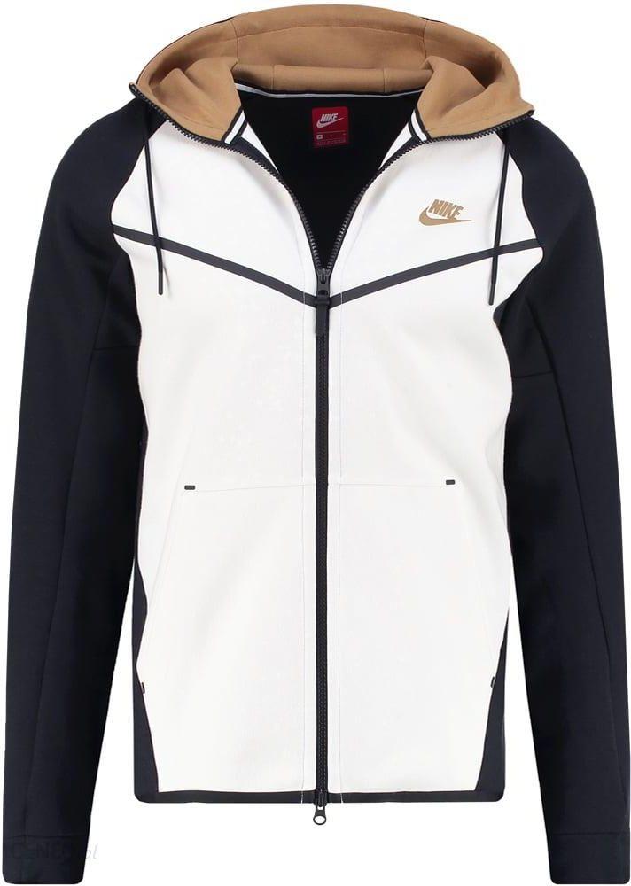 Nike Sportswear Bluza rozpinana blackwhitewhite