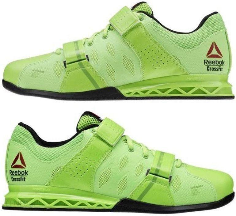 Fitness i bieganie Men Reebok Crossfit Lifter Plus 2.0