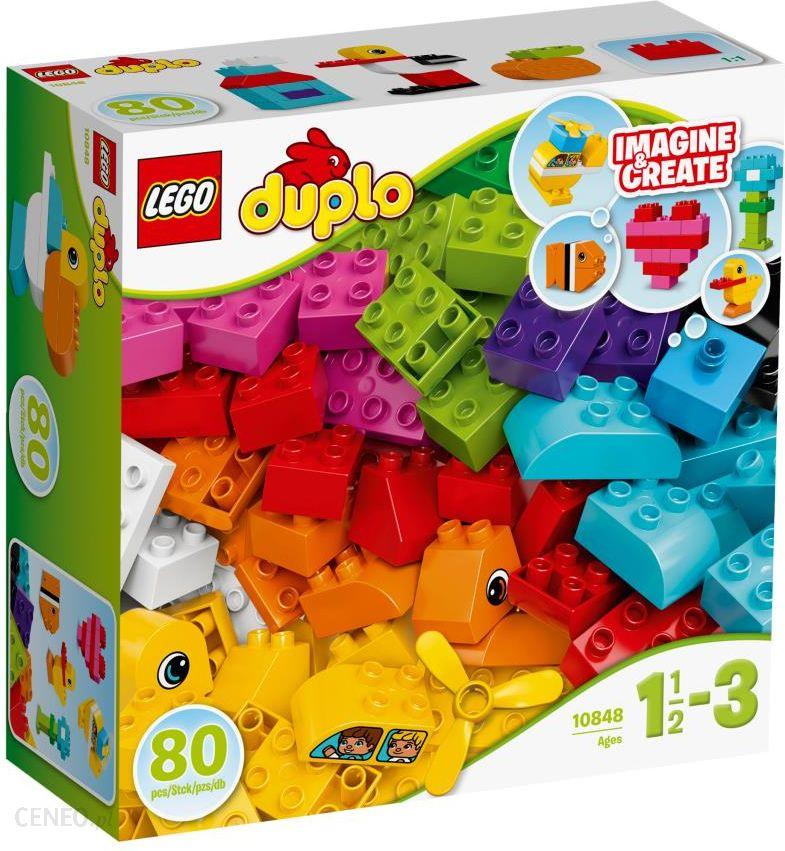 Klocki Lego Duplo Moje Pierwsze Klocki 10848 - zdjęcie 1