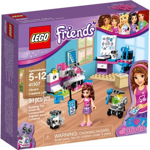 Klocki Lego Friends Laboratorium Olivii 41307 Ceny I Opinie Ceneopl