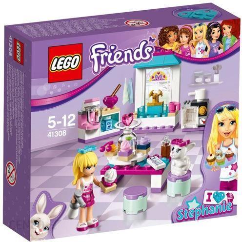 Klocki Lego Friends Ciasteczka Przyjaźni 41308 Ceny I Opinie