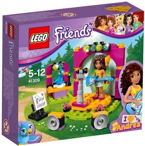Klocki Lego Friends Show Andrei 41309 Ceny I Opinie Ceneopl
