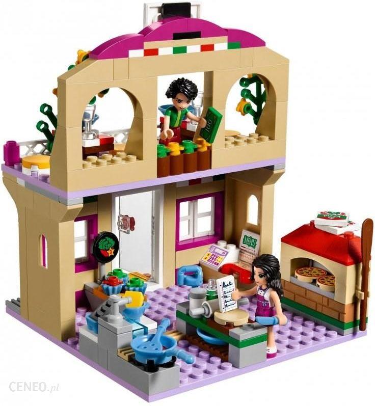 Klocki Lego Friends Pizzeria 41311 Ceny I Opinie Ceneopl